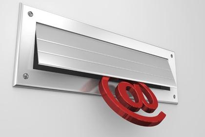 Gestion des comptes courriel