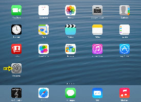 ipad -iphone, Implantation des services courriels